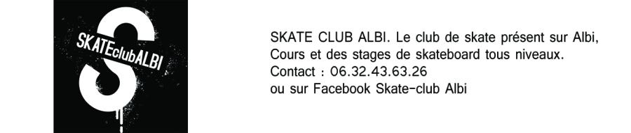 Stand Skate club Albi
